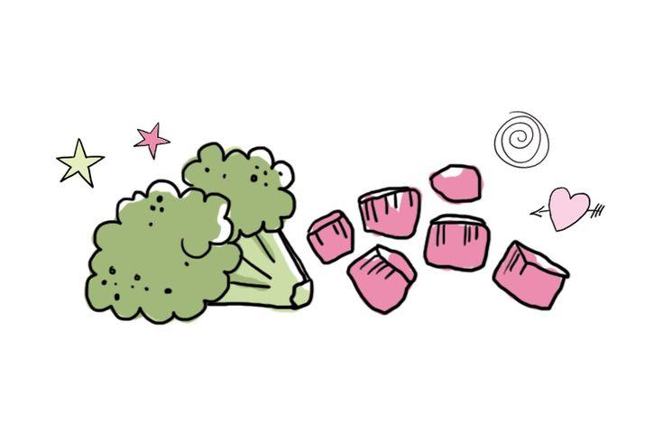 Tableau gratuit sur les temps de conservation des purées pour bébé au réfrigérateur et au congélateur, selon les différents groupes alimentaires.