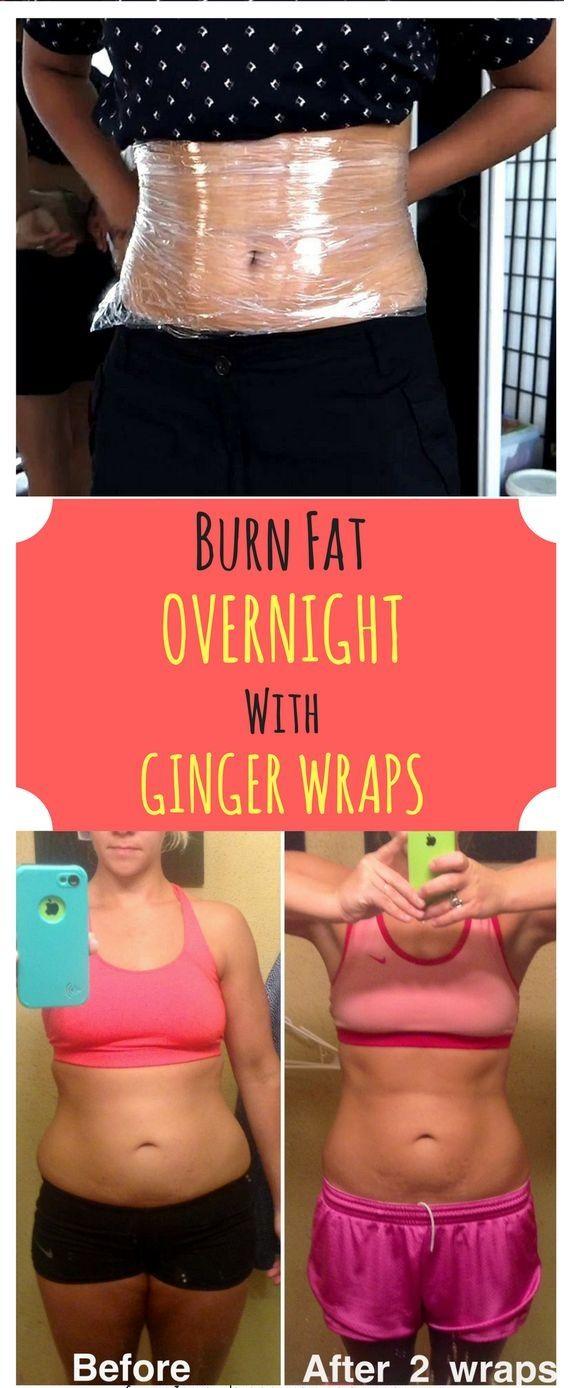 #Health #Wellness #Fitness #Burn #Fat #Ginger #Wraps #Interesting #Tips