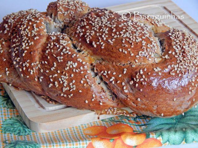 O Barriguinhas: Pão