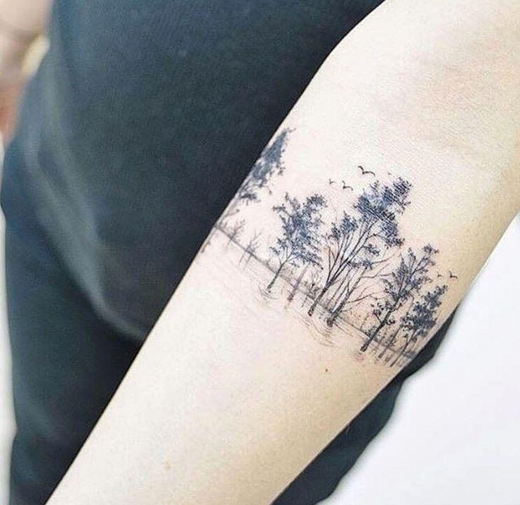 Best 25+ Small Nature Tattoo Ideas On Pinterest