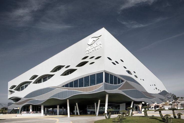 Antalya Aquarium - Picture gallery #architecture #interiordesign #aquarium