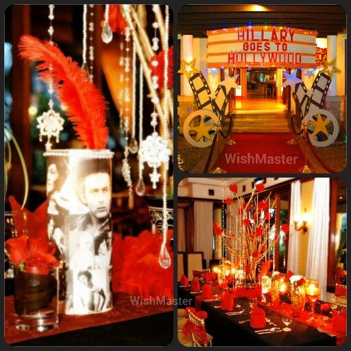 #Hollywood #party by WishMaster Party Planner #wishmaster_eo https://www.facebook.com/WishMaster.Party Follow WishMaster's instagram: wishmaster_eo, twitter: wishmaster_eo, Pinterest WishMaster Party Planner
