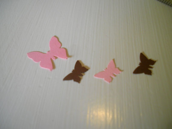 Buttflies 50 medium 50 small by ang744 on Etsy, $1.25Bottle Cap, Medium 50, Paper Punch, Buttfli 50, 50 Small, 50 Medium