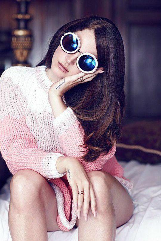 Lana Del Rey for Fashion Magazine, new outtake.