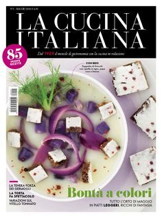 La cucina italiana maggio 2016 ma