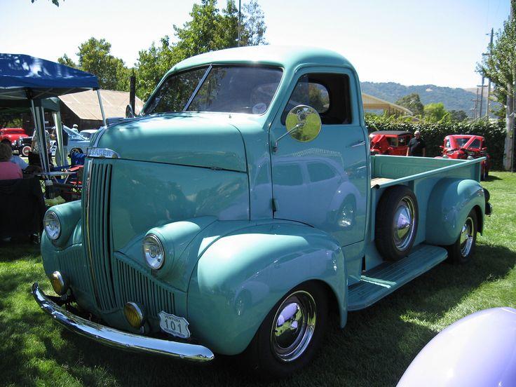 studebaker coe truck