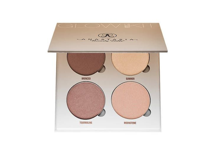ANASTASIA BEVERLY HILLS GLOW KIT || 9 Best Sellers at Sephora (That Always Need to Be Restocked) via @PureWow
