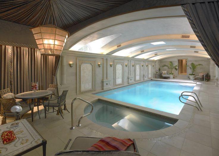 Interior Pool Solarium TraditionalNeoclassical Transitional by BGD&C