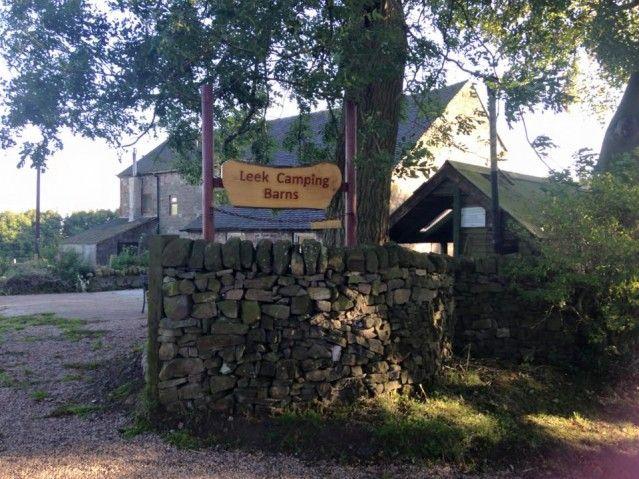 Leek Camping Barns - myCampsiteReview.com