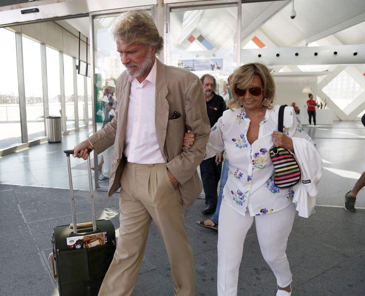María Teresa Campos regresa a Madrid para preparar su vuelta a televisión