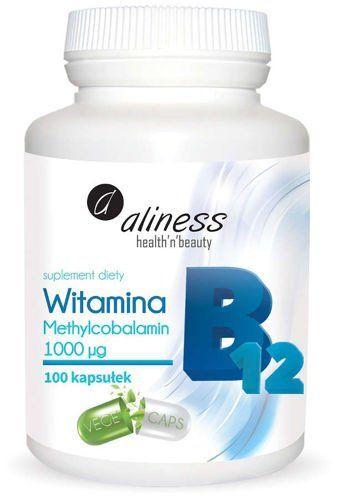 ALINESS Vitamin B12 1000μg x 100 capsules