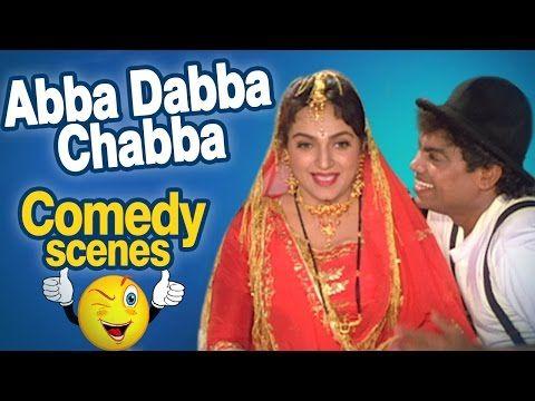 Abba Dabba Jabba comedy scenes from movie JUDAAI - Johnny Lever & Upasana Singh funny scenes - http://www.justsong.eu/abba-dabba-jabba-comedy-scenes-from-movie-judaai-johnny-lever-upasana-singh-funny-scenes/