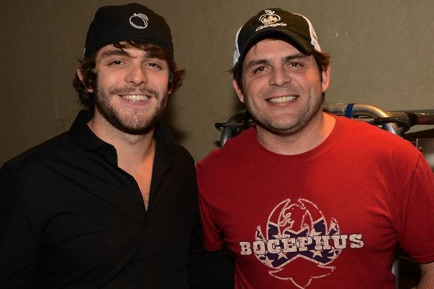 Thomas Rhett Says His Dad Rhett Akins Doesn't Write A Bad Song
