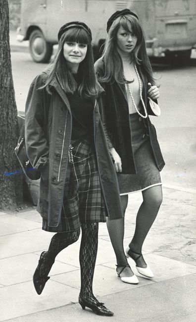 1966 Yorkville T./ Wanted so badly to be 5 years older so I could look like them.