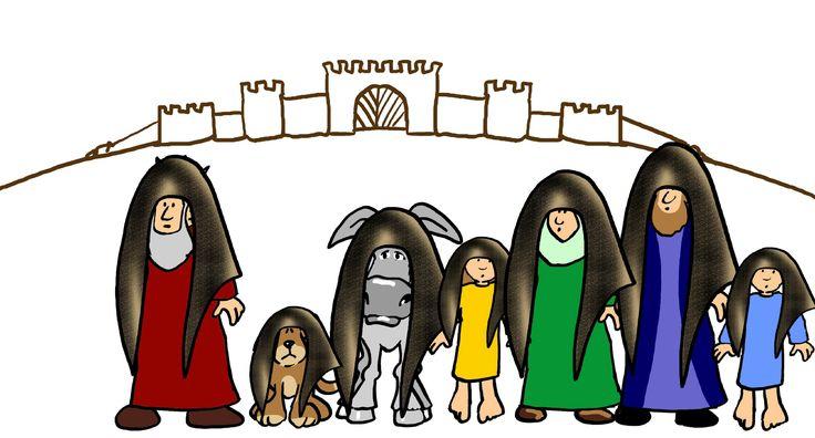 Leute von Ninive