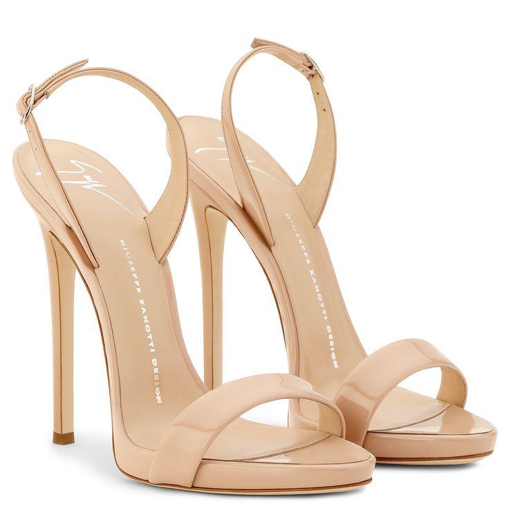 Sophie - Sandals - Pink | Giuseppe Zanotti ®
