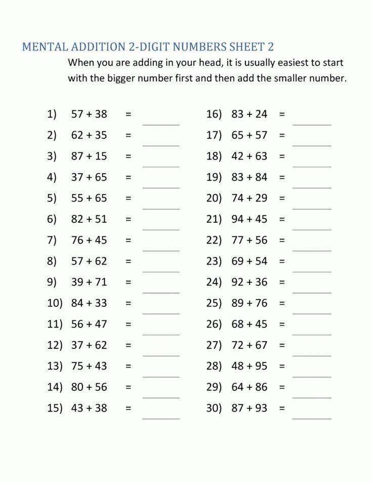Online 3rd Grade Math Worksheets Best Coloring Pages For Kids