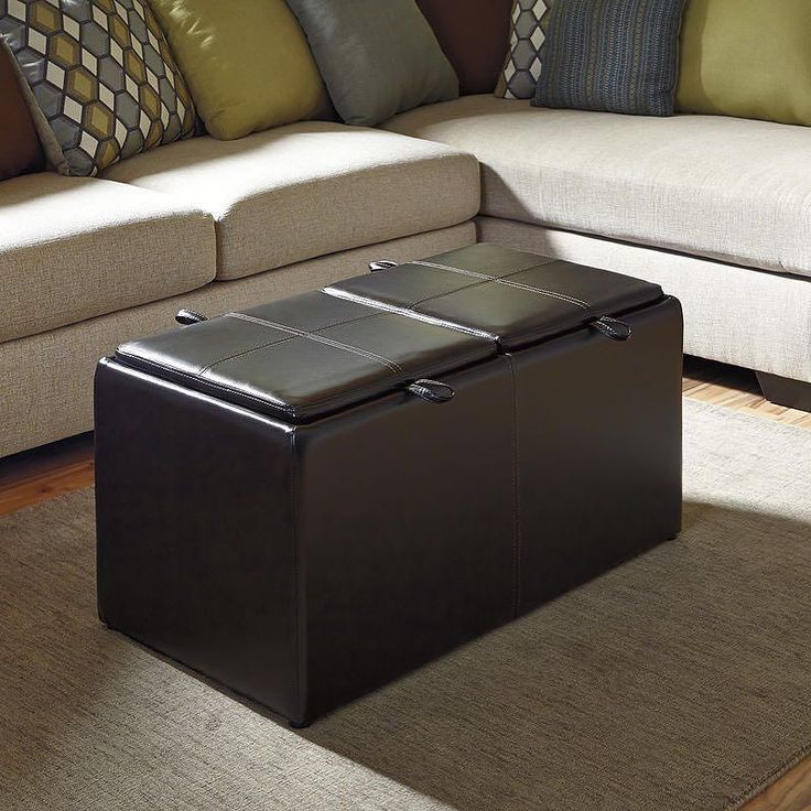 That Furniture Outlet - Minnesota's #1 Furniture Outlet. We have exceptionally low everyday prices in a very relaxed shopping atmosphere. Ashley Casheral Linen Ottoman with Storage http://ift.tt/2bbD6DE #thatfurnitureoutlet  #thatfurniture