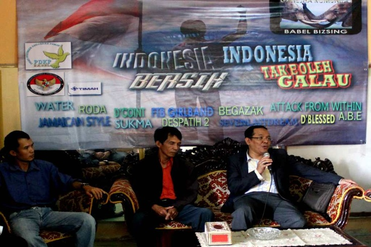 Public Service Disscussion with Ombudsman Commisioner Republic of Indonesia
