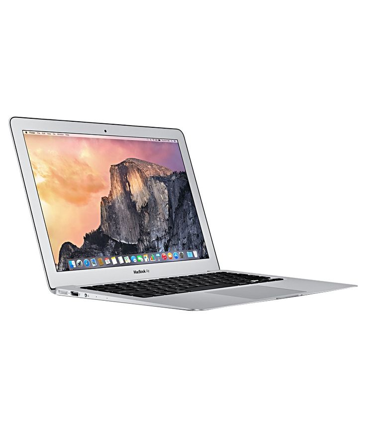 Apple #MacBook Air MJVM2HN A Notebook (5th Gen Intel Core i5- 4 GB RAM- 128 GB SSD- 27.94 cms (11)OSX