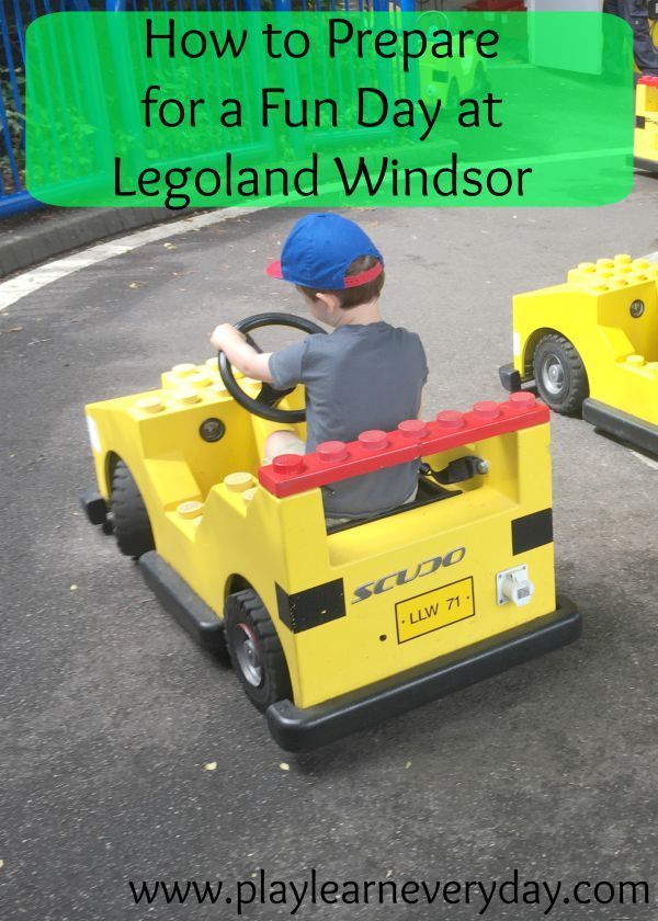 How to Prepare for a Fun Day at Legoland Windsor