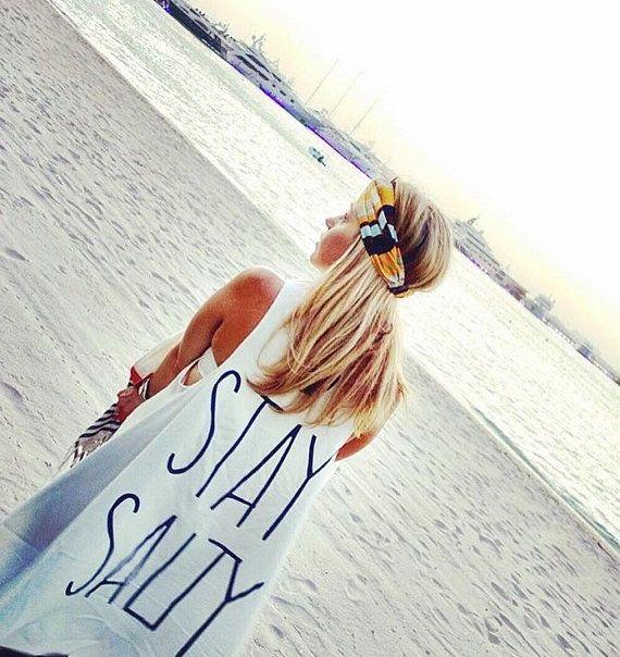 #0226- STAY SALTY peshtemal dress  get yours @ https://www.etsy.com/listing/479037223/stay-salty-peshtemal-dress