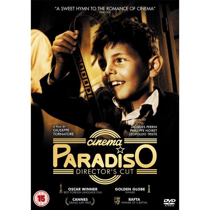 Cinema Paradiso (2000): Guiseppi Tornatore