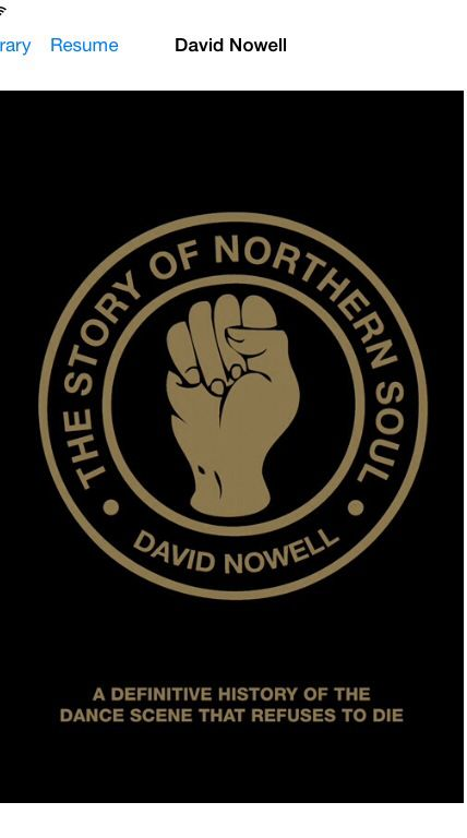 The story of Northern Soul.
