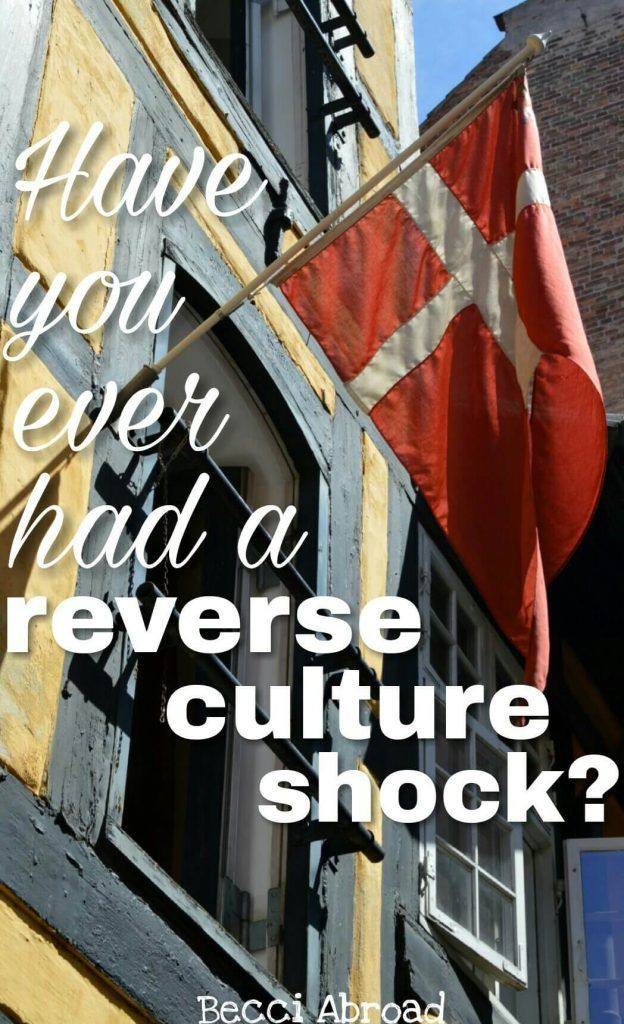Have you ever had issues re-adjusting to everyday life after coming home from abroad? Then, you might have had a reserve culture shock! Read more here.  #lifeabroad #abroad #travelblues #cultureshock #reversecultureshock #Argentina #Denmark