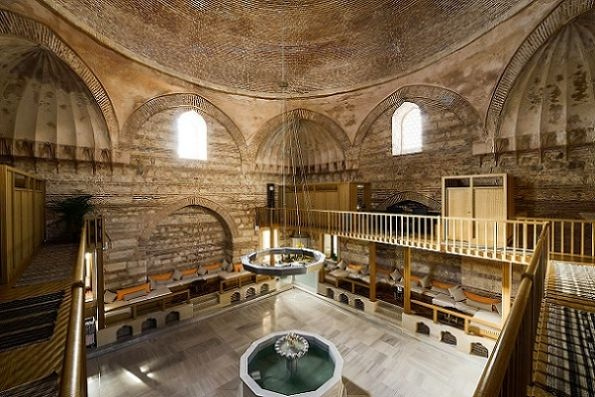 Kılıç Ali Paşa Hamam in Tophane: Historical Luxury