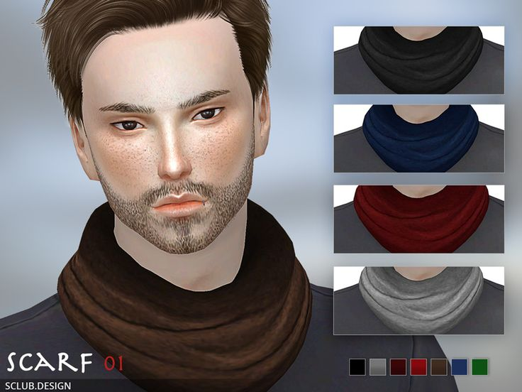 Hi everyone!  Found in TSR Category 'Sims 4 Male Necklaces'