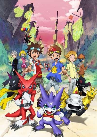 Digimon Xros Wars Nominated for International Kids Emmy