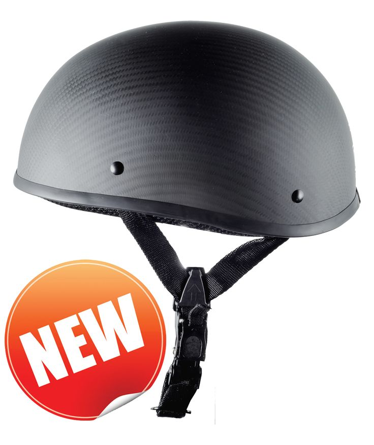 Limited Edition Carbon Feather Light Beanie Helmets.   Brand new from WSB, featuring an even lighter and lower profile design. DOT certified, genuine carbon fiber helmet will keep the law off your back without leaving you heavy headed. Limited quantities, get yours today before they're gone.  https://bikersden.com/motorcycle-helmets/shorty-skull-cap-motorcycle-helmets-dot-certified/biker-helmets-beanie-motorcycle-helmets/