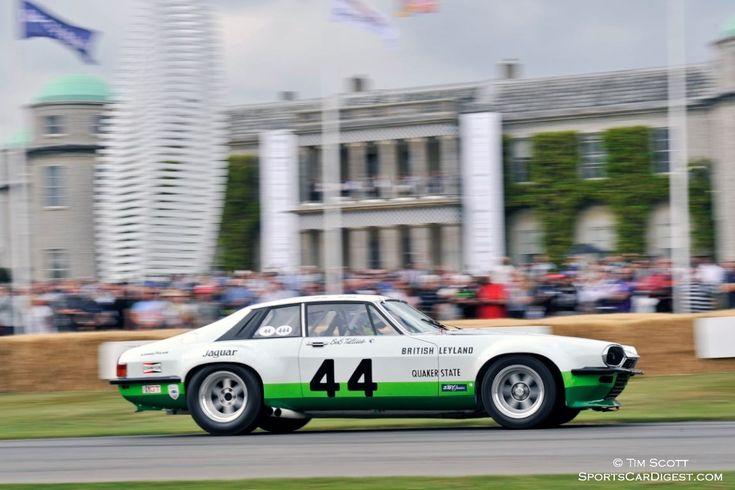 1977 Jaguar XJS Trans-Am-2015 Goodwood