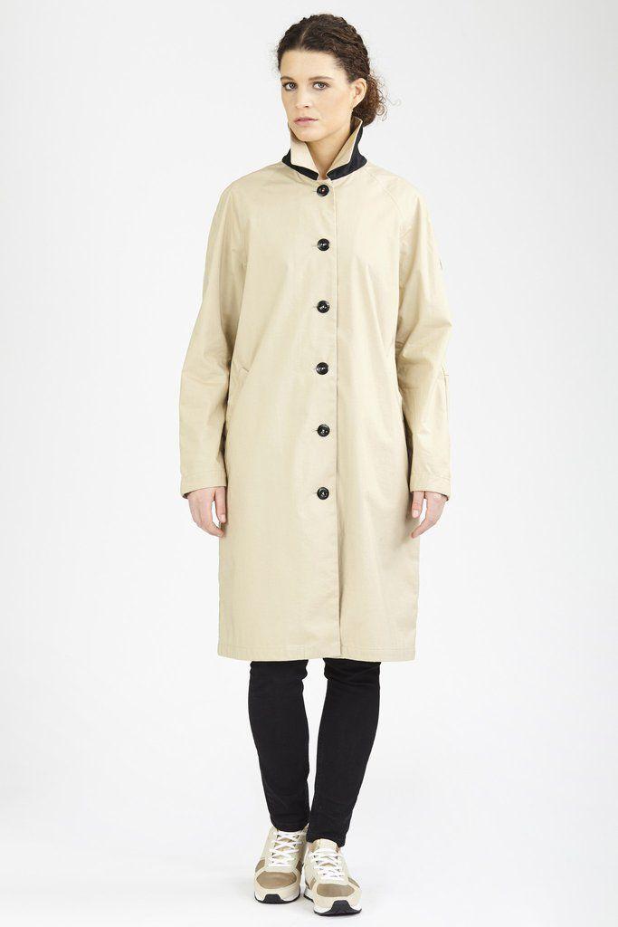 Langerchen rain coat