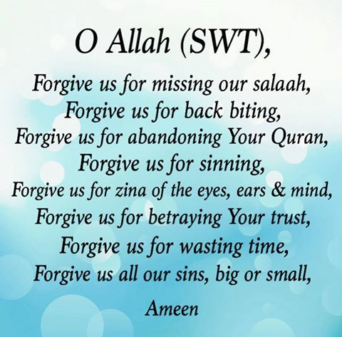 Read this Duas after your Prayers. Learn Arabic to Communicate with Allah (Swt). http://www.islamic-web.com/arabic-course/learn-arabic-language-online-free-in-english/