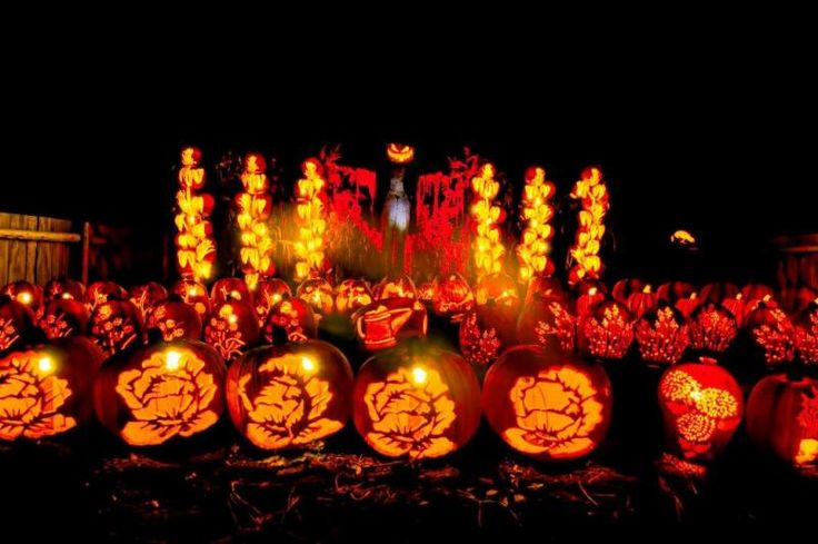 Days Out Ontario | Pumpkinferno at Upper Canada Village, Morrisburg, Ontario