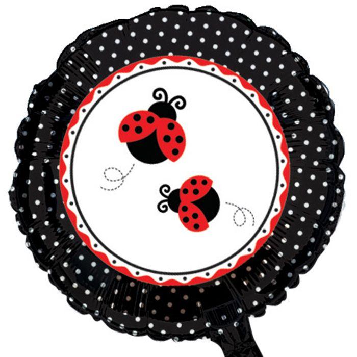 Wholesale Ladybug Fancy Mylar Balloons 12 ct - Napkins.com