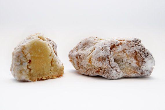 Sicilian almond cookies. Delicous!