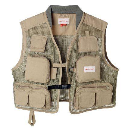 35 best best fly fishing vests images on pinterest vests for Fishing vest amazon