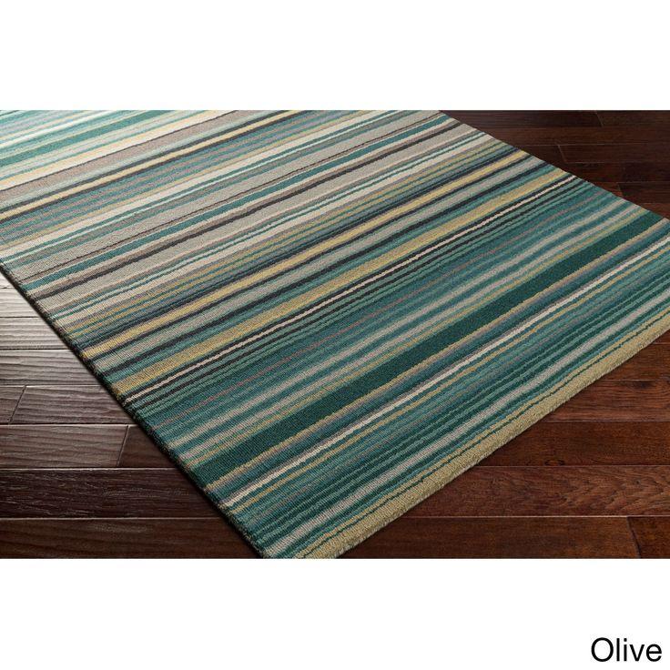 Handmade Evie Casual Style Rug
