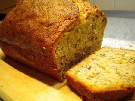 Szybkie ciasto bananowe bez salicylanów | Dieta niskosalicylanowa dla uczulonych na salicylany i NLPZ