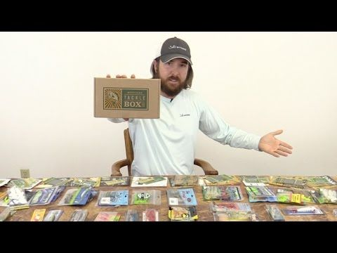 Mystery Tackle Box: The ULTIMATE Unboxing - Full Year Inshore Saltwater - YouTube