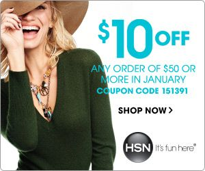 Blog post at Couponing 4 You :  //   //       Have you checked out HSN lately? Gone are the days of frumpy clothing and gaudy jewelry! Now you can score name bran[..]