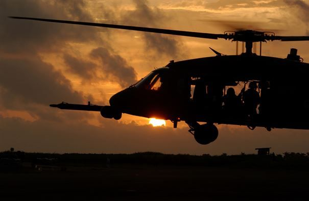 The Air Force introduced the first of 21 fully built HH-60G Pave Hawk Operational Loss Replacement (OLR) helicopters June 28 at a ceremony in Huntsville, Alabama.