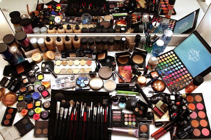 Cuidados com a maquiagem