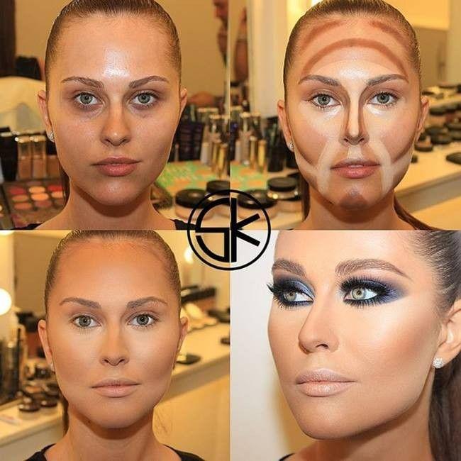 Megmutatjuk nektek az összes létező arcformát és a hozzájuk tartozó tökéletes sminkelés minden csínját - bínját teljesen egyértelműen és részletesen fotókkal lépésről lépésre. Nincs szükséged többé profi sminkesre, mikor Te magad is az lehetsz :) Próbáljátok ki Ti is! :)