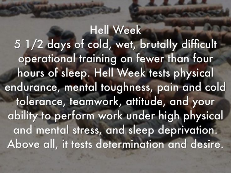 Navy Seals Training Hell Week images