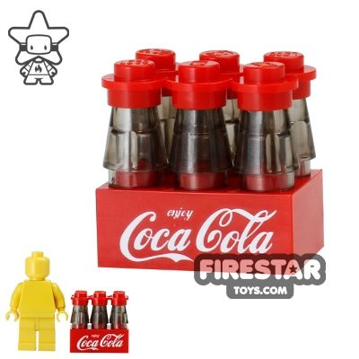 Custom Design - Coca Cola Drink Bottles