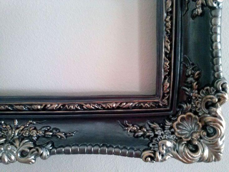Las 25 mejores ideas sobre marco espejo en pinterest y m s - Pintura para espejos ...